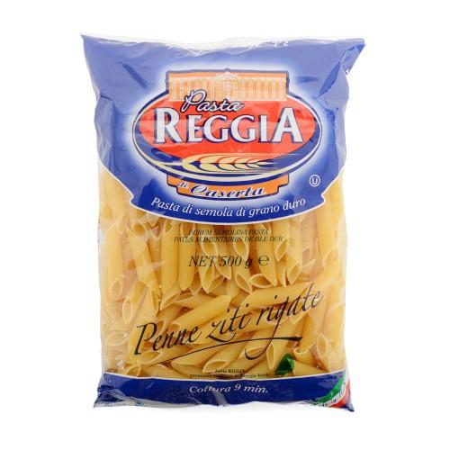 Pasta Reggia  Penne ziti rigate 500 g.