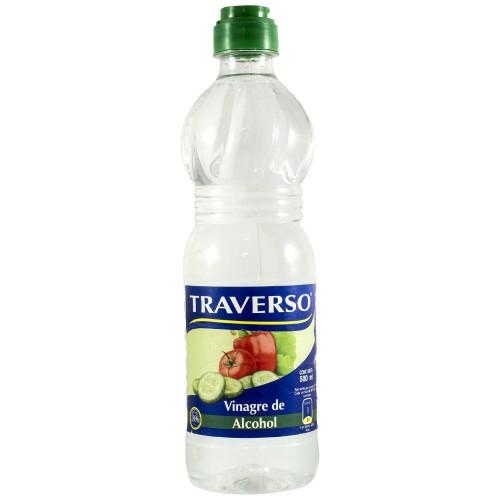 Traverso Vinagre de alcohol 500ml