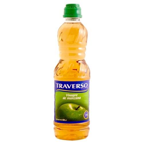 Traverso Vinagre de manzana 500ml