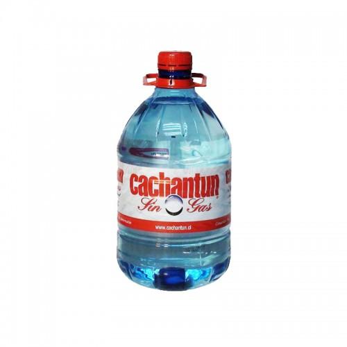 Cachatun Agua mineral sin gas 5 litros