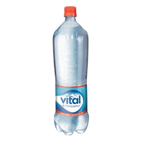 Vital Agua mineral sin gas 1600cc