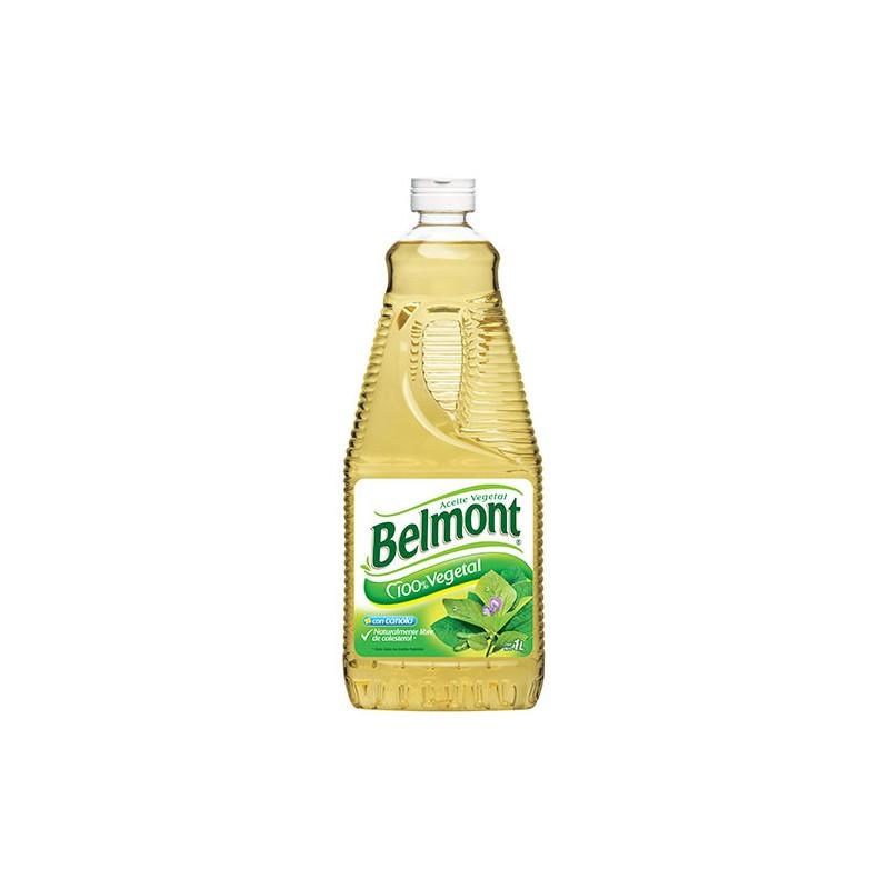 Aceite Belmont Vegetal