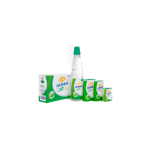 Iansa Cero K sabor Stevia