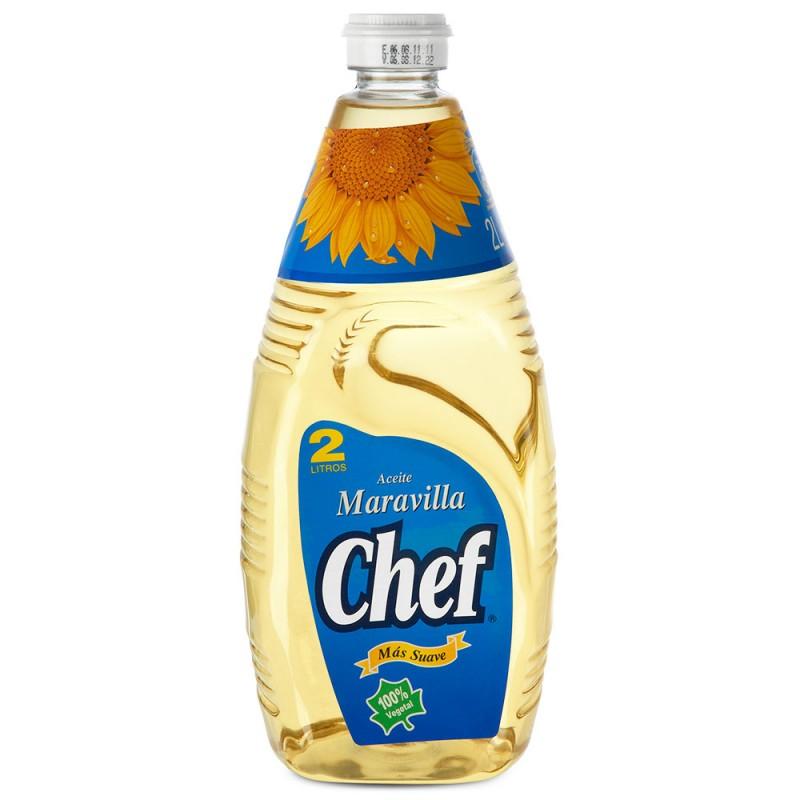 Aceite Maravilla Chef 2 Litro
