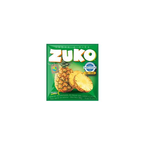 Zuko sabor piña en polvo