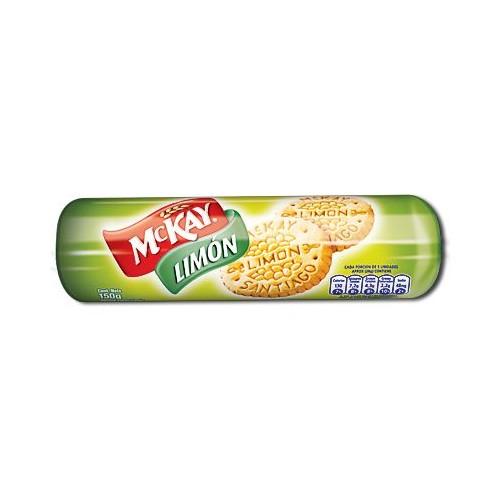 Mckay Galletas de limón