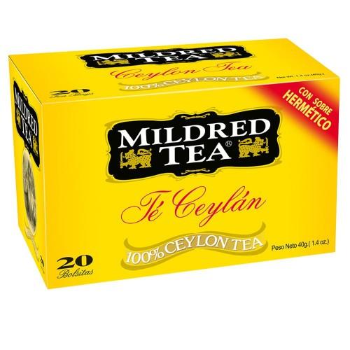 Mildred Tea Té Ceylán