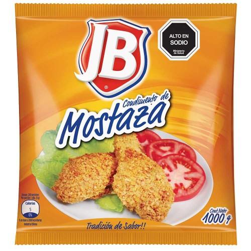 JB Condimento de Mostaza