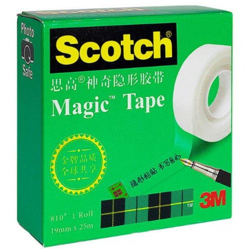 Scotch Magic Tape Multi function