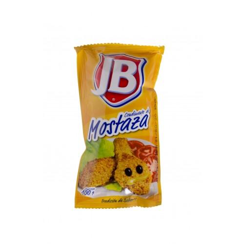 JB Condimento de Mostaza 100g