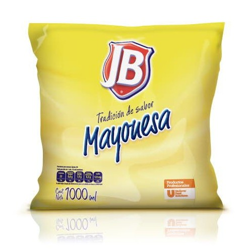 JB Mayonesa 1000ml
