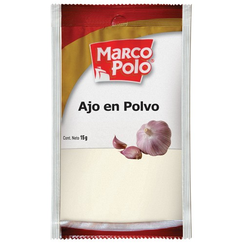 Marco Polo Ajo en polvo 15 g.