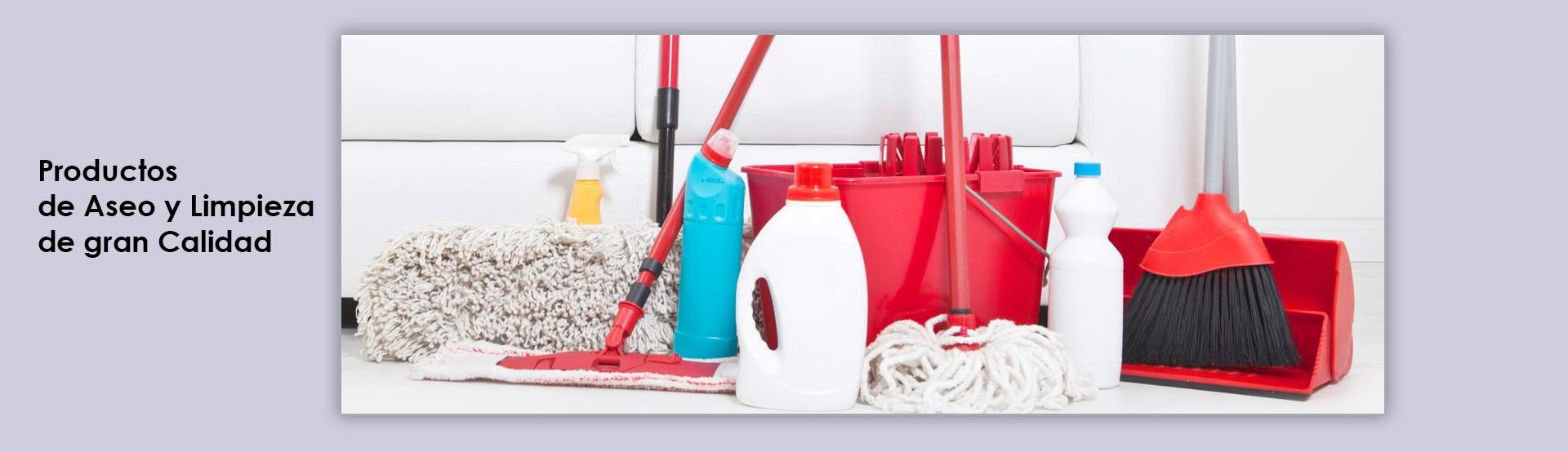Productos de Aseo y Limpieza de Gran Calidad